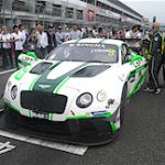 BENTLEY in「GT ASIA」<br>モータースポーツ観戦記
